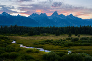 On the Road: Arriving in Grand Tetons National Park