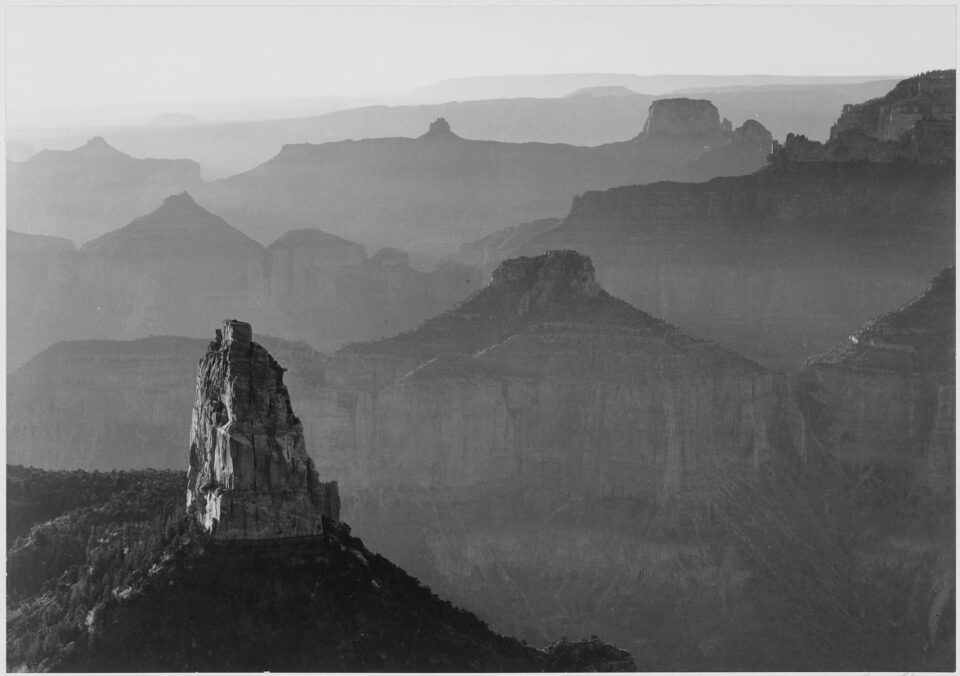 Ansel Adams Grand Canyon