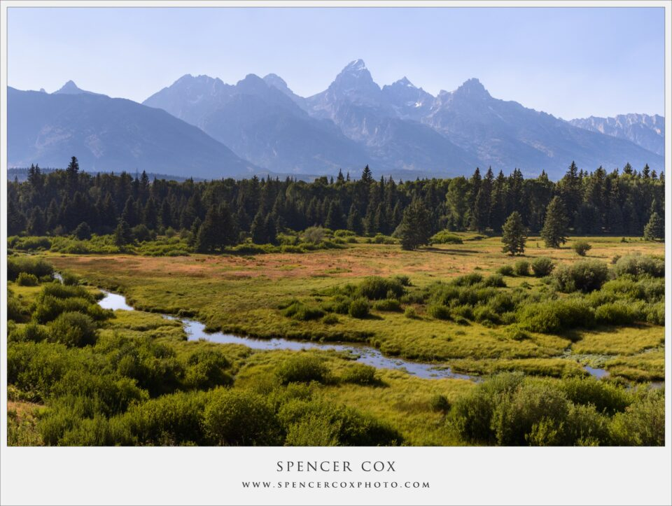 Spencer-Cox Grand Tetons