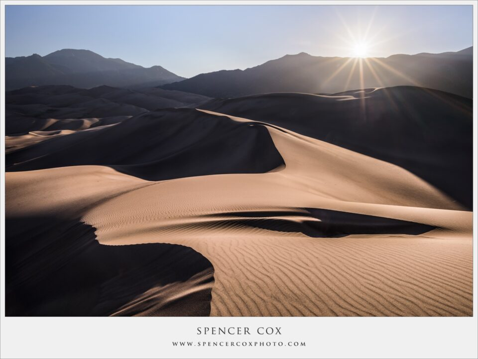 Spencer-Cox Great Sand Dunes