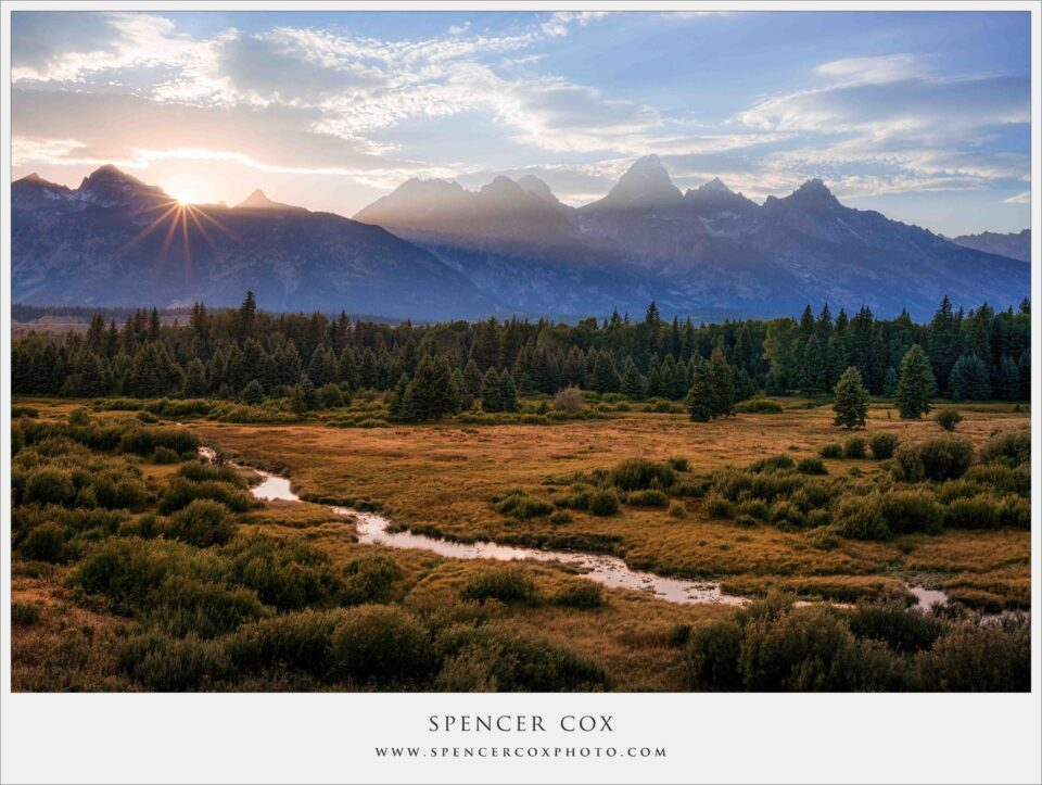 Spencer-Cox Hazy Mountain Valley