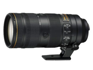 Nikon 70-200mm f/2.8E FL ED VR Announcement