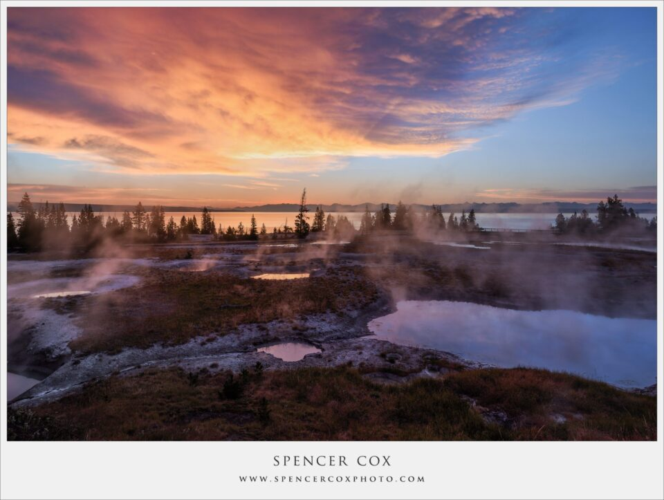 Spencer-Cox Thermal Sunrise