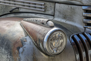 Tom Stirr Sample Photo of Rusted Car
