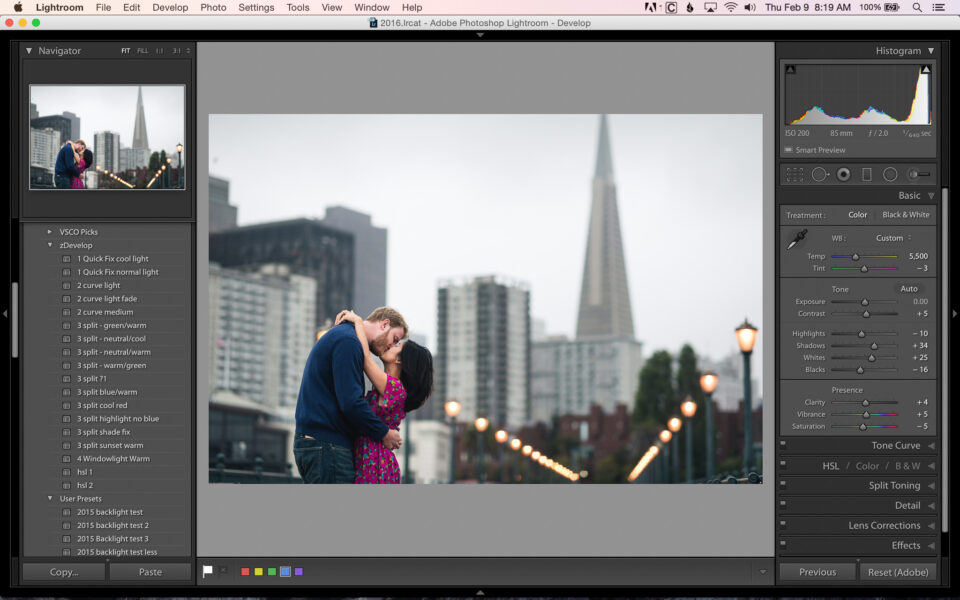 Creating Lightroom Develop Presets-11