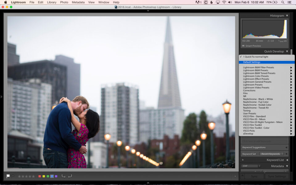 Creating Lightroom Develop Presets-4