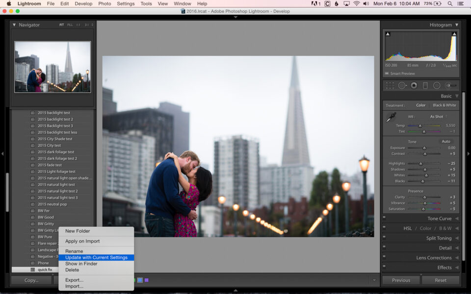 Creating Lightroom Develop Presets-5