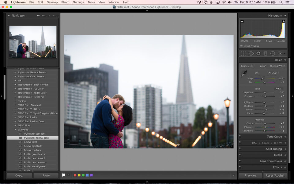 Creating Lightroom Develop Presets-7