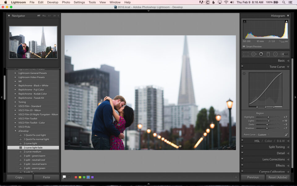 Creating Lightroom Develop Presets-8