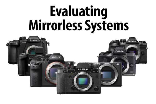 Evaluating Mirrorless Camera Systems - Photography Life
