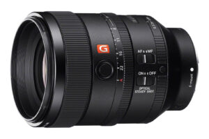 Sony FE 100mm f/2.8 STF GM and 85mm f/1.8 Announcements