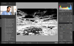 Lightroom Spot Visualization Tool