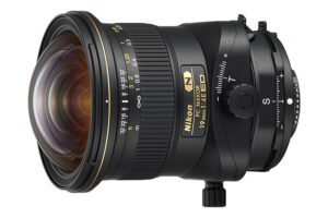 Nikon 19mm f/4E PC Review