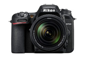 Nikon D7500 Announcement