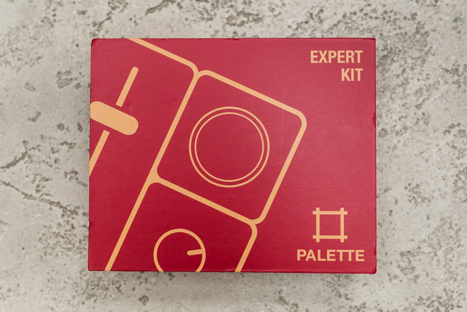 Palette Gear Expert Kit Review Packaging 1