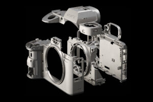Sony A9 Chassis
