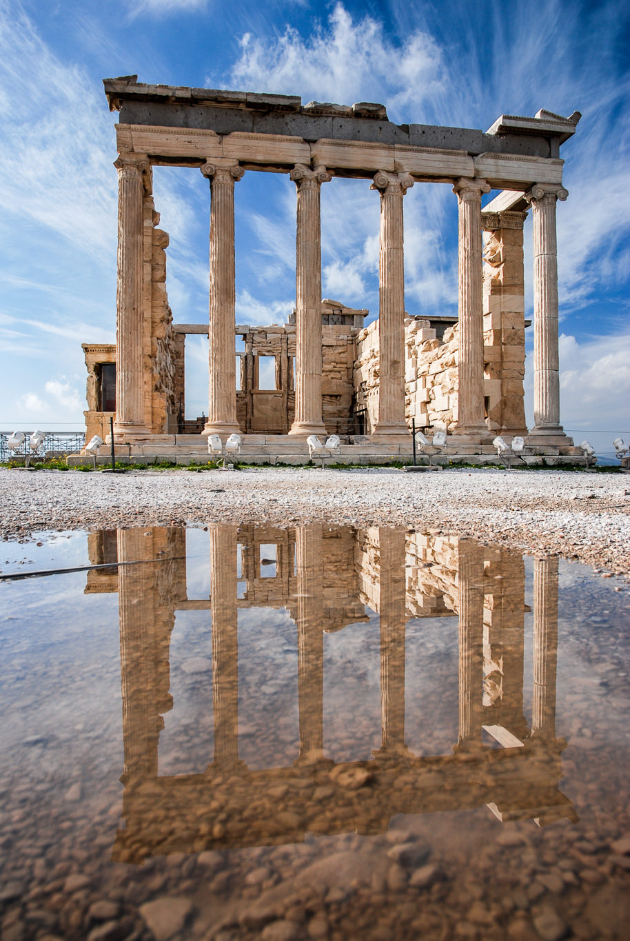 View On Acropolis At Sunset, Athens, Greece Stock Photo ...  |Athens Greece Photography