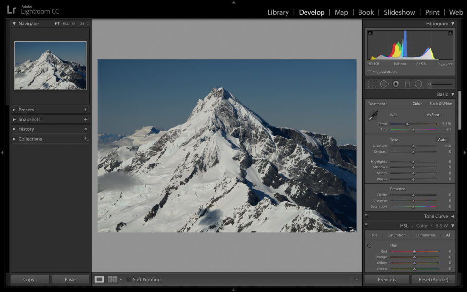 Lightroom-Develop-Module