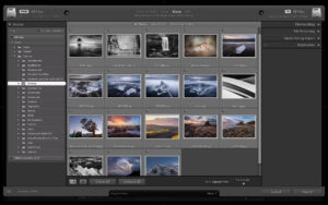 Lightroom-Import-Dialogue