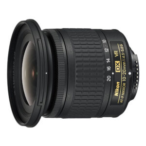 Nikon 10-20mm f/4.5-5.6 DX VR AF-P Review