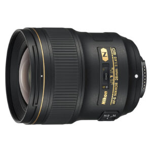 Nikon 28mm f/1.4E Review