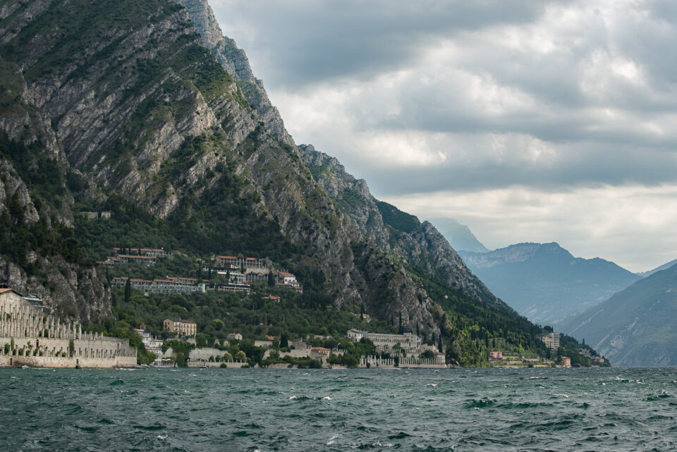 view from limone