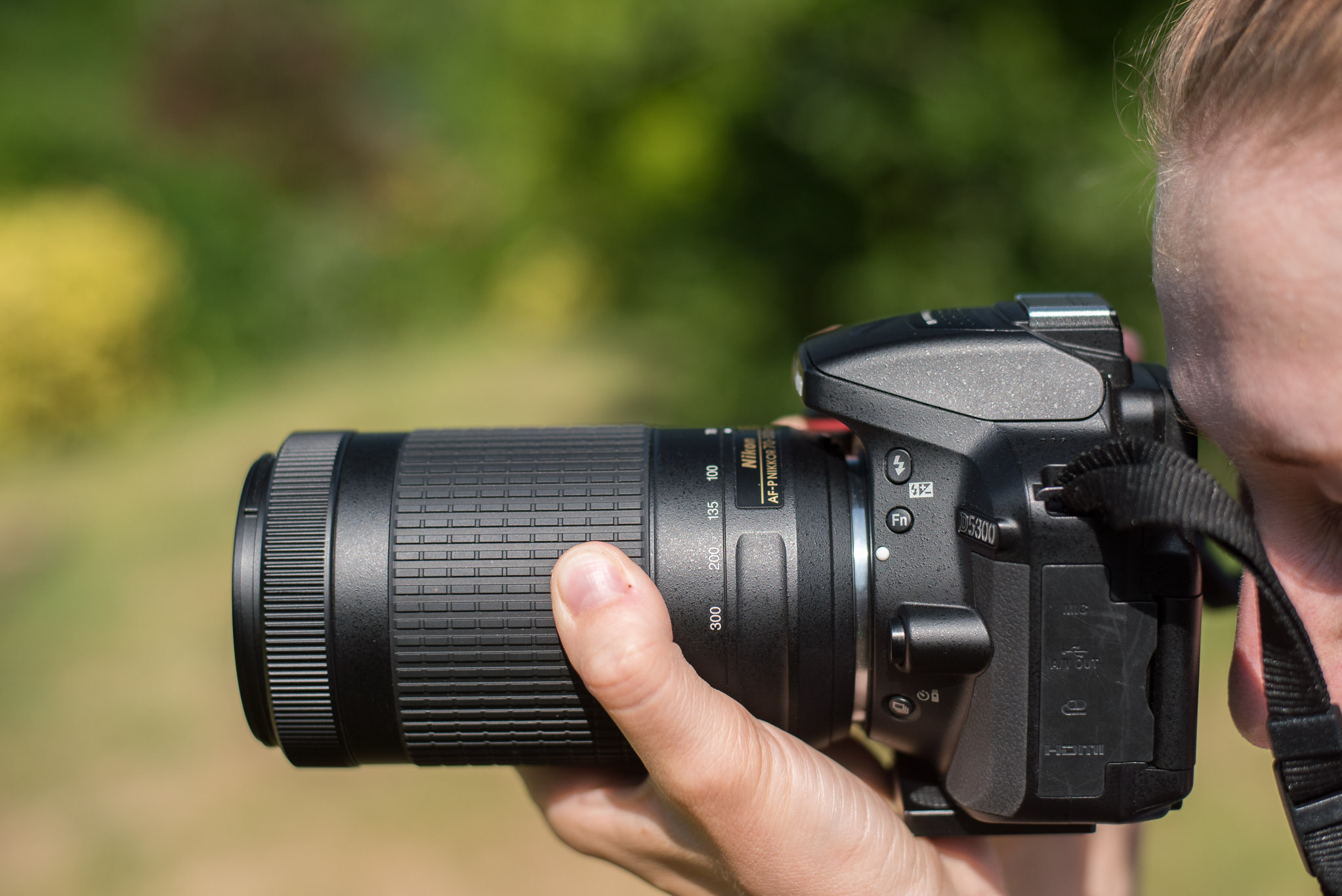 Nikon 70-300mm f/4 5-6 3G DX VR AF-P Review - Photography Life