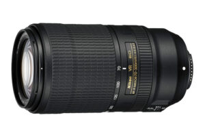Nikon 70-300mm f/4.5-5.6E VR AF-P Announcement