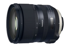 Tamron SP 24-70mm f2.8 Di VC USD G2 Lens