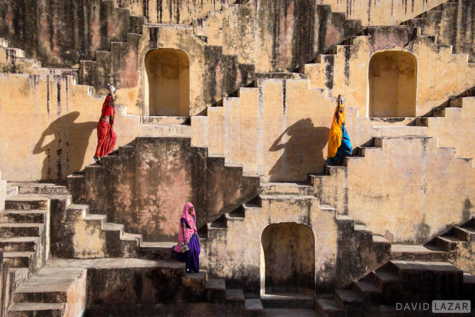 16. David Lazar - The Stepwell_ Jaipur-India