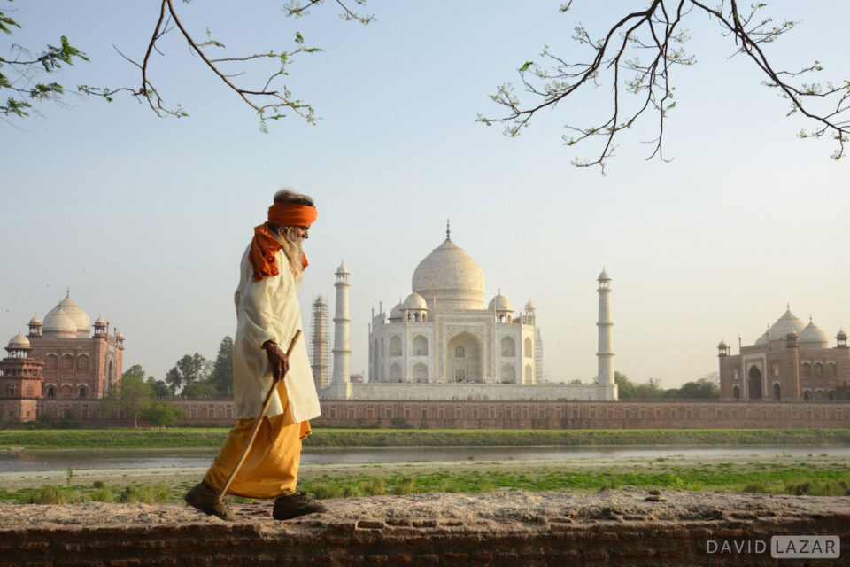 8. David Lazar - Taj Mahal-India