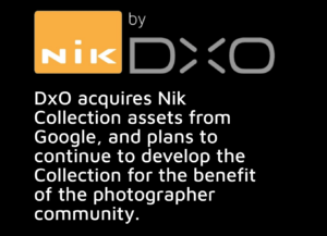 DxO Now Owns Nik Software