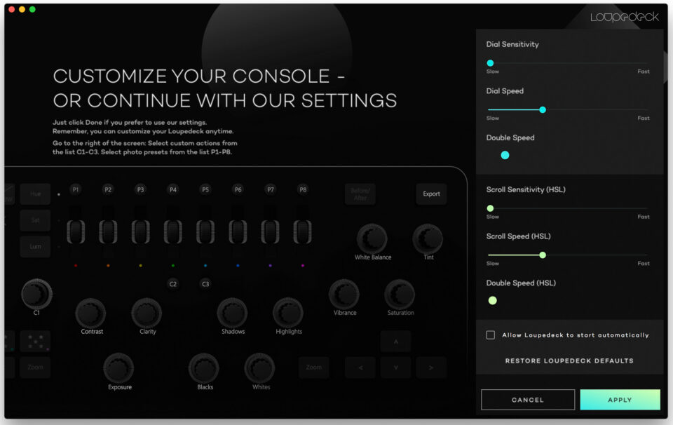 Loupedeck Photo Editing Console-12