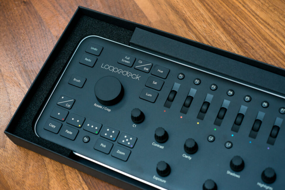 Loupedeck Photo Editing Console-3