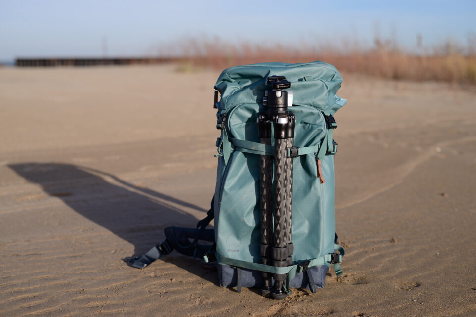 Tripod and Shimoda Adventure 60