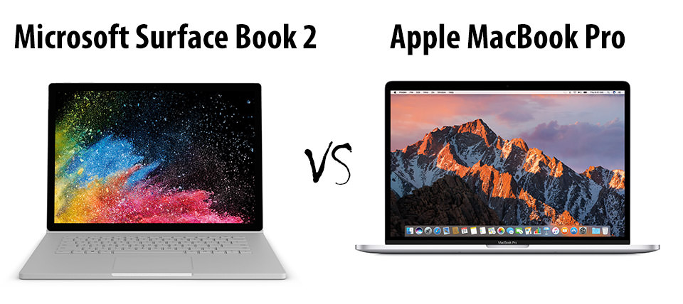 microsoft surface book 2 vs apple macbook pro photography life. Black Bedroom Furniture Sets. Home Design Ideas