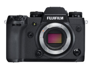 Fuji X-H1 Announcement