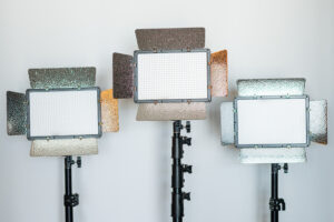Genaray Escort Daylight LED Interview 3-Light Kit Review