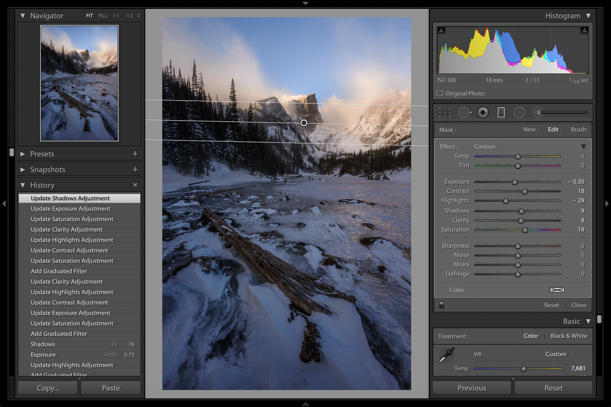 Astrophotography post processing software