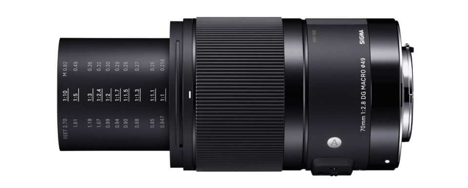 Sigma 70mm f2.8 Macro Extended