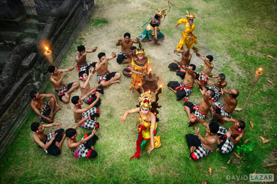 7. David Lazar - Kecak Dancers