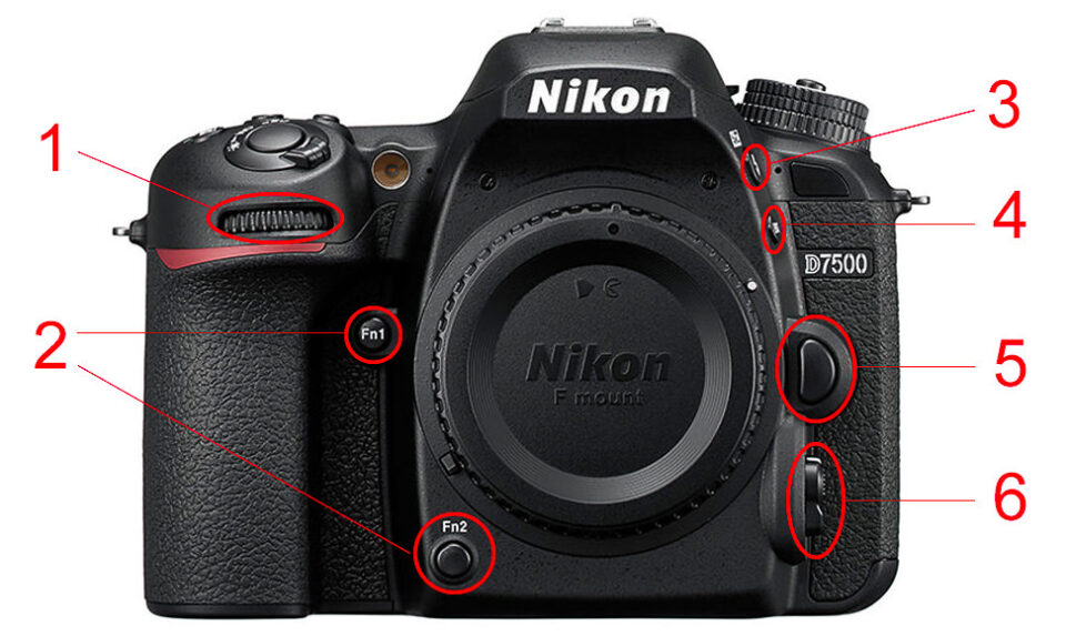 recommended nikon d7500 settings photography life rh photographylife com Nikon Binders Nikon S4000 Manual