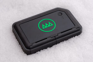 Gnarbox on Snow