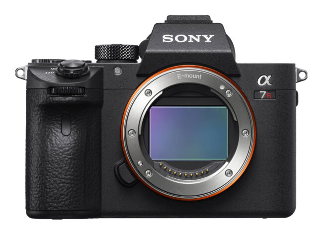 Sony A7R III - the best mirrorless camera for landscape photography
