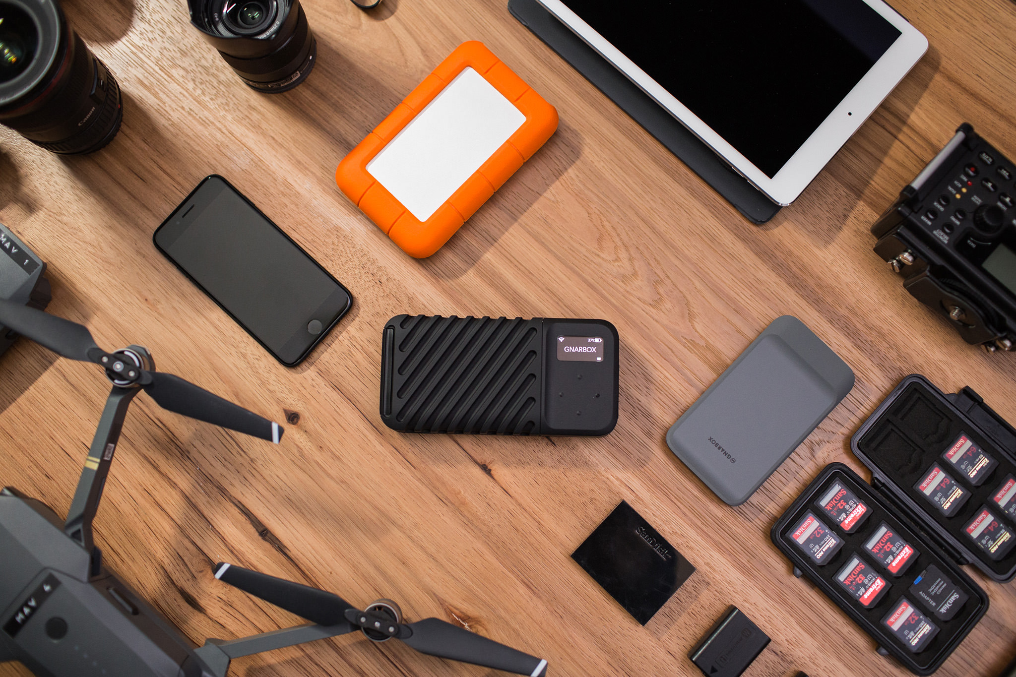 Gnarbox 2 0 SSD Announcement - Photography Life