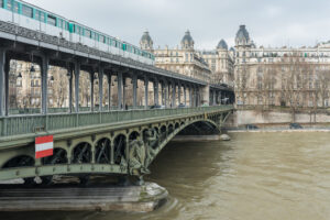 Photographing Gloomy Paris