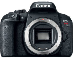 Recommended Canon T7i Settings