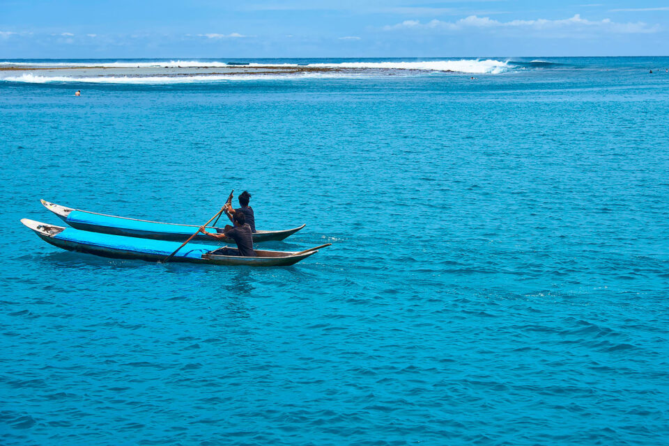 Boats in Indonesia