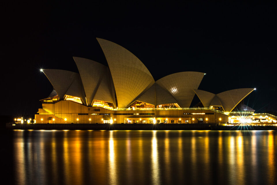 Sydney-Opera-House-at-Night