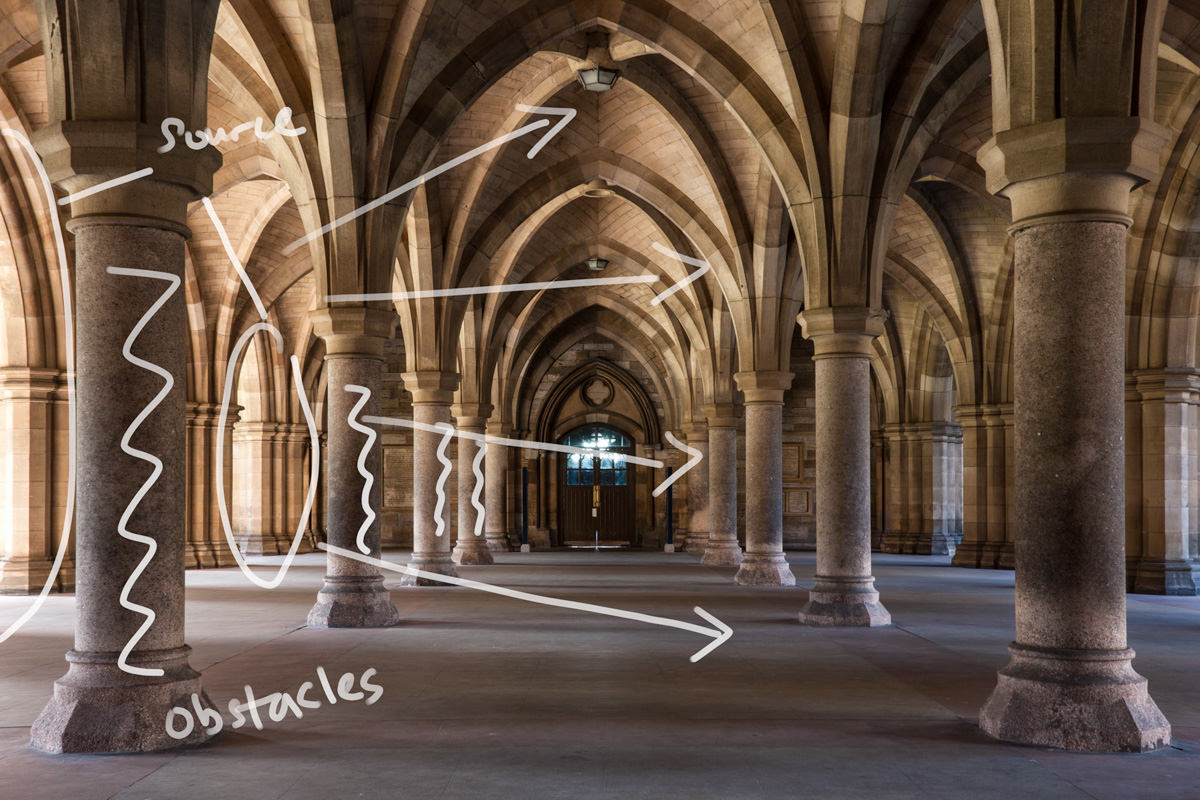 How to Accentuate Light in Photoshop